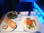 air canada inflight services, air canada specila meals, air canada flights to India