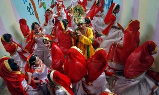 rasleeka, janmasthami celebration in India, cheap flights to India, festivals of india