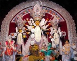 durga puja in Kolkata, pictures