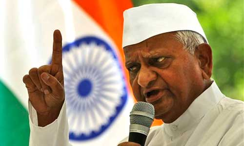 Anna Hazare in USA, award to Anna Hazare, fight against corruption in India, news for NRIs