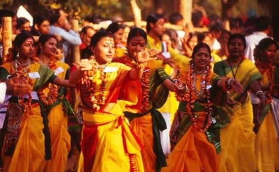 holi in shantiniketan, things to do in Bengal, travel wishlist 2014