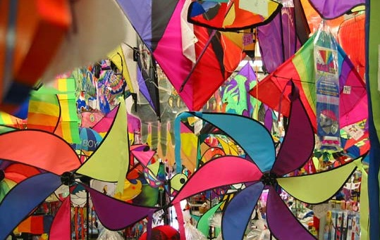 Gujarat's kite flying festival blog, pictures of different kites, gujarat festivals