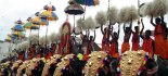 Kerala festivals, kerala travels, winter festivals of India in December