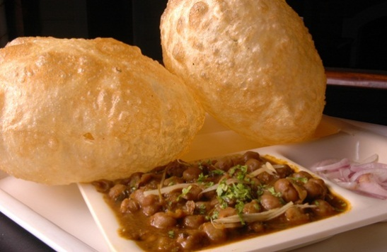 Chole Kulche, delhi street food guide