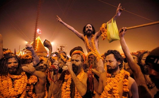 interesting facts of kumbh mela India, festivals of India, cheap air tickets for US India travel