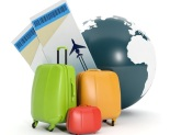 how to travel smart tips, tips to be smart traveler, how to travel light, how to save on flight