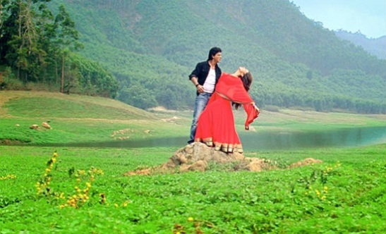 shooting locations of chennai express in tamil nadu, bollywood romantic movies of travel