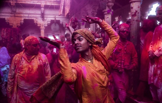 Holi in Mathura & Vrindavan, best places in India to celebrate Holi