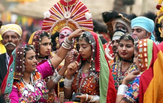 details of surajkund craft mela 2014, art & craft fairs in India