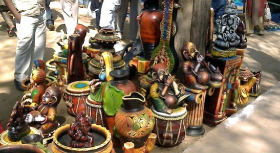 Things to buy in Udaipur, Shilpgram in Udaipur