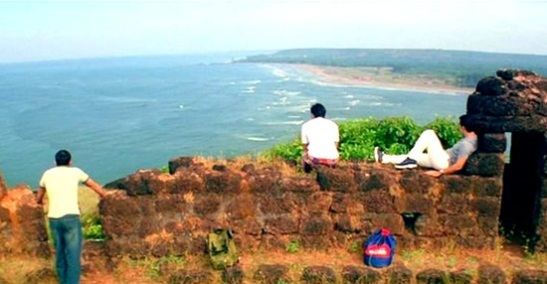 Bollywood film shooting locations, summer beach destinations in India, Indian Eagle travel blog