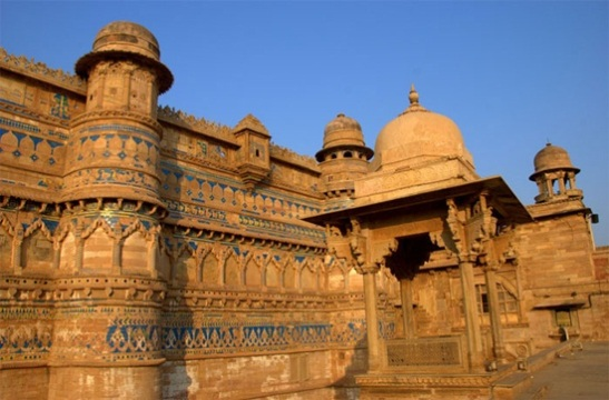 Rulers of Gwalior Fort, heritage of Madhya Pradesh, top ten world heritage sites in India, world heritage day