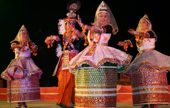 Manipuri dance, Indian folk dances, classical dance forms of India