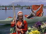 kashmir shooting in bollywood films, romantic songs in Kashmir