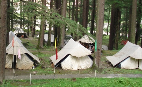 best himalayan camping sites, best hill stations of himachal pradesh