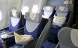 PAL new aircraft A330-300 jet, PAL new business class features, philippine airlines wireless inflight entertainment
