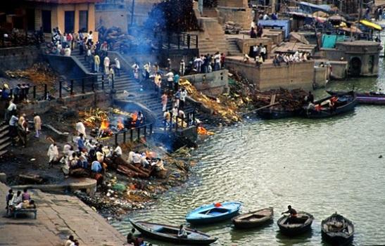 Varanasi burning ghats, ganga dussehra festival details, varanasi travel tips