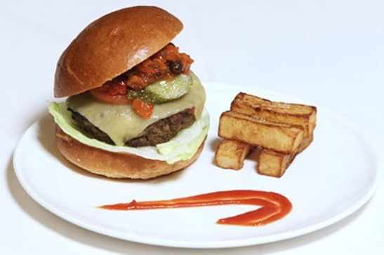 british airways cheap flights, first class menu on british airways flights, flying burger in the sky