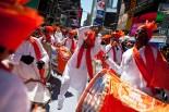 Diwali at times square new york, maharashtra tourism in USA, latest maharashtra tourism news, Indian Eagle travel blog, cheap flights to India