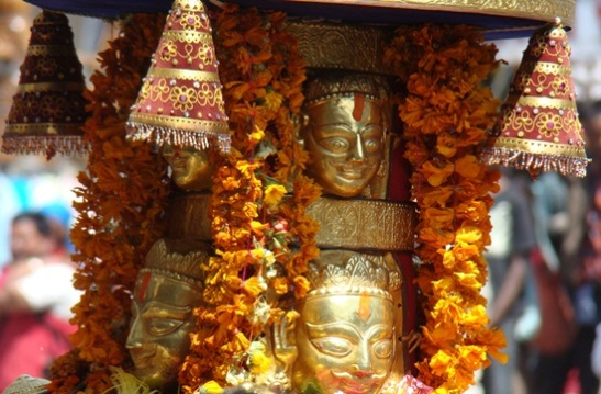 Kullu dussehra festival, festivals of India, Indian Eagle travel articles, travel to India during dussehra