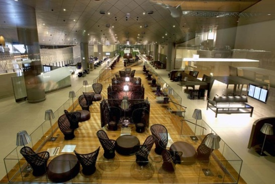 Qatar airways lounges, Al Mourjan lounge overview, Hamad International Airport overview, Indian Eagle travel news